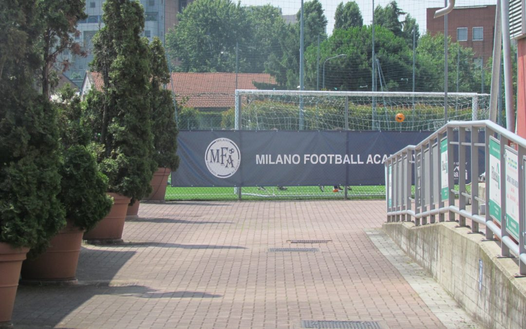 MILANO FOOTBALL CAMP, RINGRAZIAMENTI