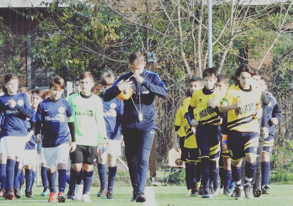 Calendario Esordienti 2020.News Milano Football Academy