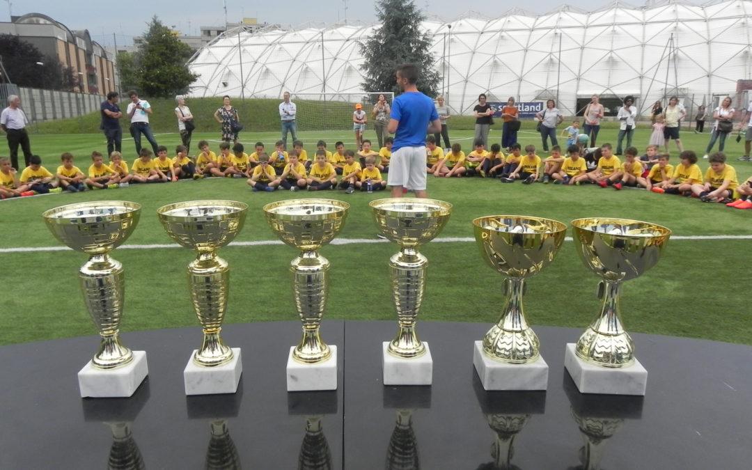 Seconda settimana di Milano Football Camp: le foto della cerimonia di chiusura!