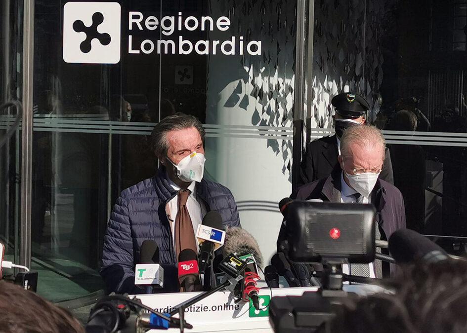 Ordinanza della Regione Lombardia 16/10/2020